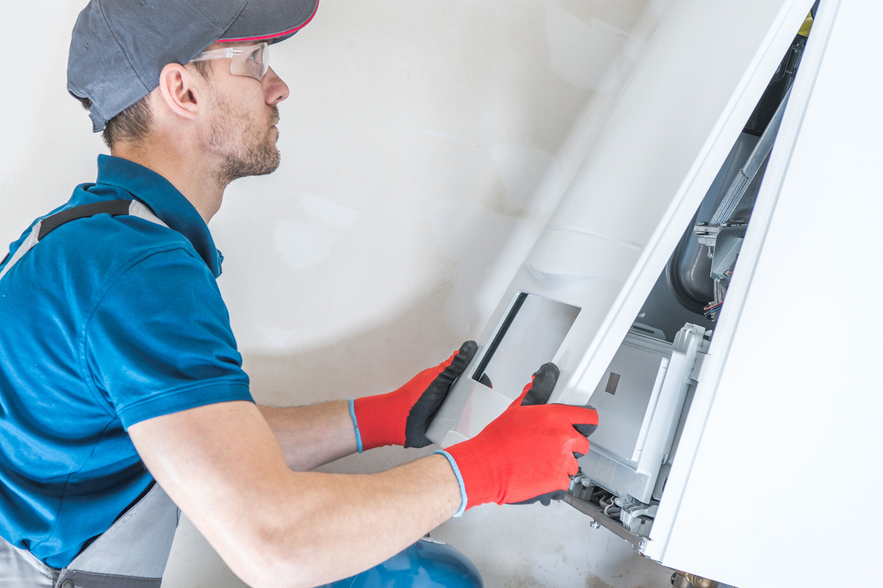 hvac grand prairie tx