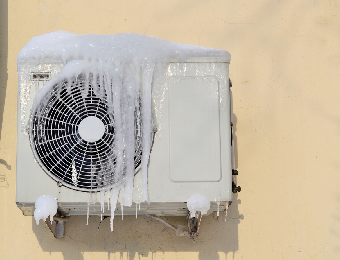 Air Conditioner to Freeze